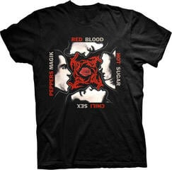 Red Hot Chili Peppers Blood Sugar Sex Magic T-Shirt M