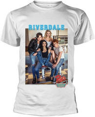 Riverdale Pops Group Photo T-Shirt White