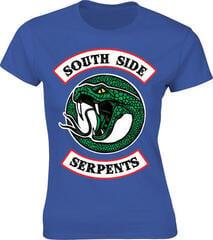 Riverdale Southside Serpents Womens T-Shirt Blue