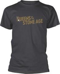 Queens Of The Stone Age Text Logo Koszulka muzyczna