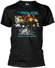 The Police Ghost In The Machine Live T-Shirt Black
