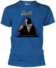 The Police Zenyatta Album Cover T-Shirt Blue