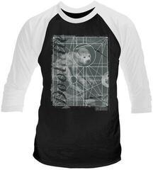 Pixies Doolittle 3/4 Sleeve Baseball Tee Black/White