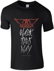 Aerosmith Walk This Way Kids T-Shirt 7-8