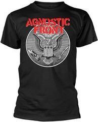 Agnostic Front Against All Eagle T-Shirt Black