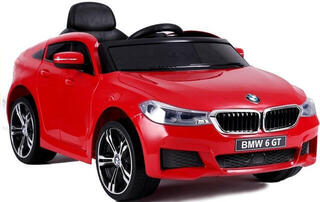 Beneo BMW 6GT Red
