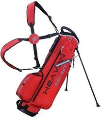 Big Max Heaven 7 Red/Silver Stand Bag