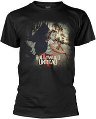 Hollywood Undead Five T-Shirt Black