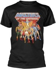 He-Man Group T-Shirt Black