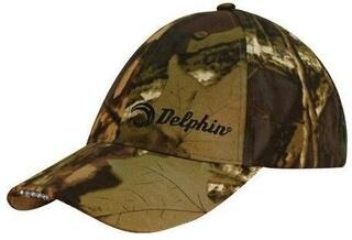 Delphin Summer Cap With Led Camouflage