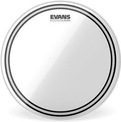 "Evans EC2 Clear Tom 12"" Drum Head"