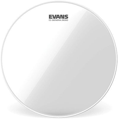 Evans 12'' Genera Resonant Clear