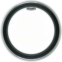 Evans 20'' EMAD  Clear Bass