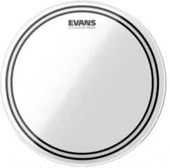 "Evans EC Resonant Clear 15"" Transparent Resonanzfell"