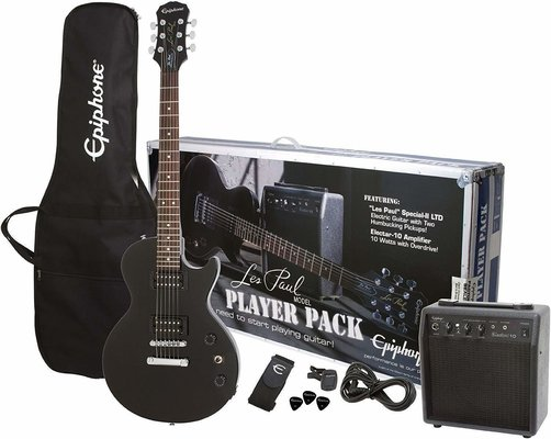 Epiphone Les Paul Special-II Player Pack EB