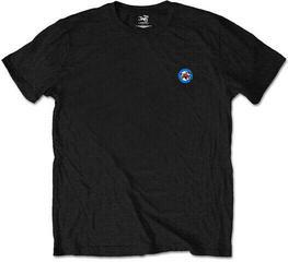 The Jam Unisex Tee Target Logo Black (Back Print/Retail Pack) XXL