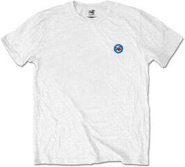 The Jam Unisex Tee Target Logo White (Back Print/Retail Pack) XXL