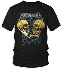 Metallica Unisex Tee Sad But True (Back Print) Black