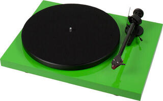 Pro-Ject Debut Carbon (DC) 2M Red High Gloss Green