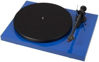 Pro-Ject Debut Carbon (DC) 2M Red High Gloss Blue