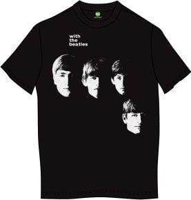The Beatles Unisex Premium Tee With (Back Print) M