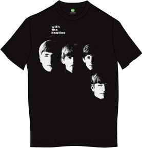 The Beatles Unisex Premium Tee With (Back Print) S