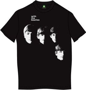 The Beatles Unisex Premium Tee With (Back Print) XXL