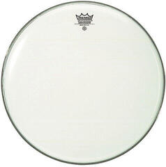 Remo 24''  Ambassador Smooth White