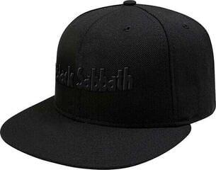 Black Sabbath Unisex Snapback Cap Logo & Demon