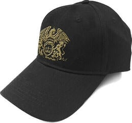 Queen Unisex Baseball Cap Gold Classic Crest