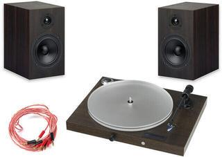 Pro-Ject Set Juke Box S2 + Speaker Box 5 S2 Eucalyptus
