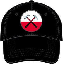Pink Floyd Unisex Baseball Cap The Wall Hammers Logo