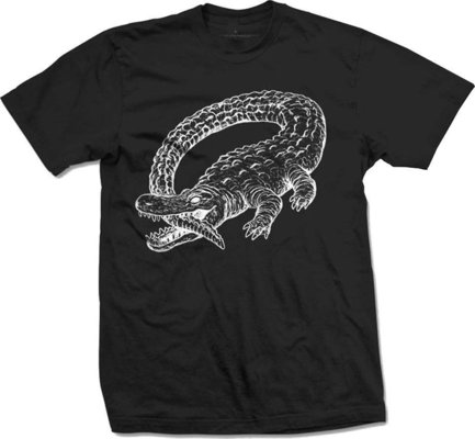 Catfish And The Bottlemen Unisex Tee Alligator (Back Print) S