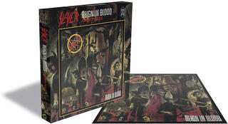 Slayer Reign In Blood (500 Piece Jigsaw Puzzle)