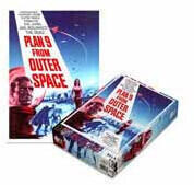 Plan 9 Plan 9 From Outer Space (500 Piece Jigsaw Puzzle)