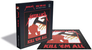 Metallica Kill Em All (500 Piece Jigsaw Puzzle)