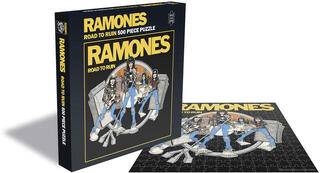 Ramones Road To Ruin (500 Piece Jigsaw Puzzle)