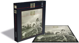 Rush Permanent Waves (500 Piece Jigsaw Puzzle)
