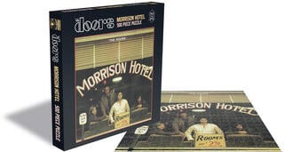 The Doors Morrison Hotel Puzzle
