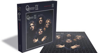 Queen II (500 Piece Jigsaw Puzzle)