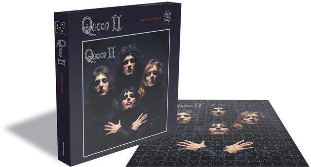 Queen II (500 Piece Jigsaw Puzzle)