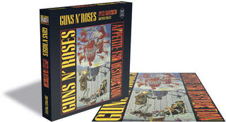 Guns N' Roses Appetite For Destruction 1 (500 Piece Jigsaw Puzzle)