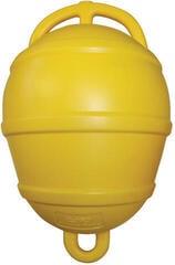Nuova Rade Mooring Buoy Rigid Plastic Yellow