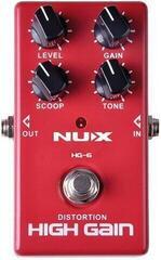 Nux HG-6 Modern High Gain