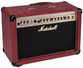 Marshall AS50D Oxblood