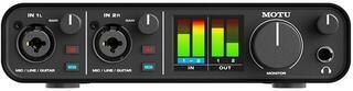 Motu M2 2-Channel USB C Audio Interface