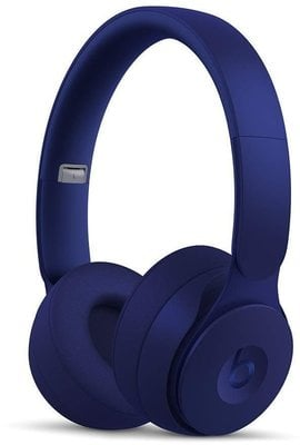 Beats Solo Pro Wireless Noise Cancelling More Matte Collection Dark Blue