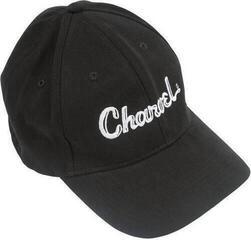 Charvel Toothpaste Logo Flexfit Hat Black S/M