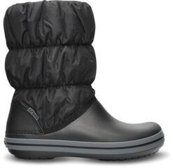 Crocs Winter Puff Boot Women Black/Charcoal