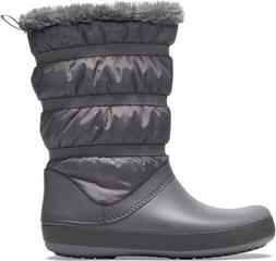 Crocs Crocband Winter Boot Charcoal